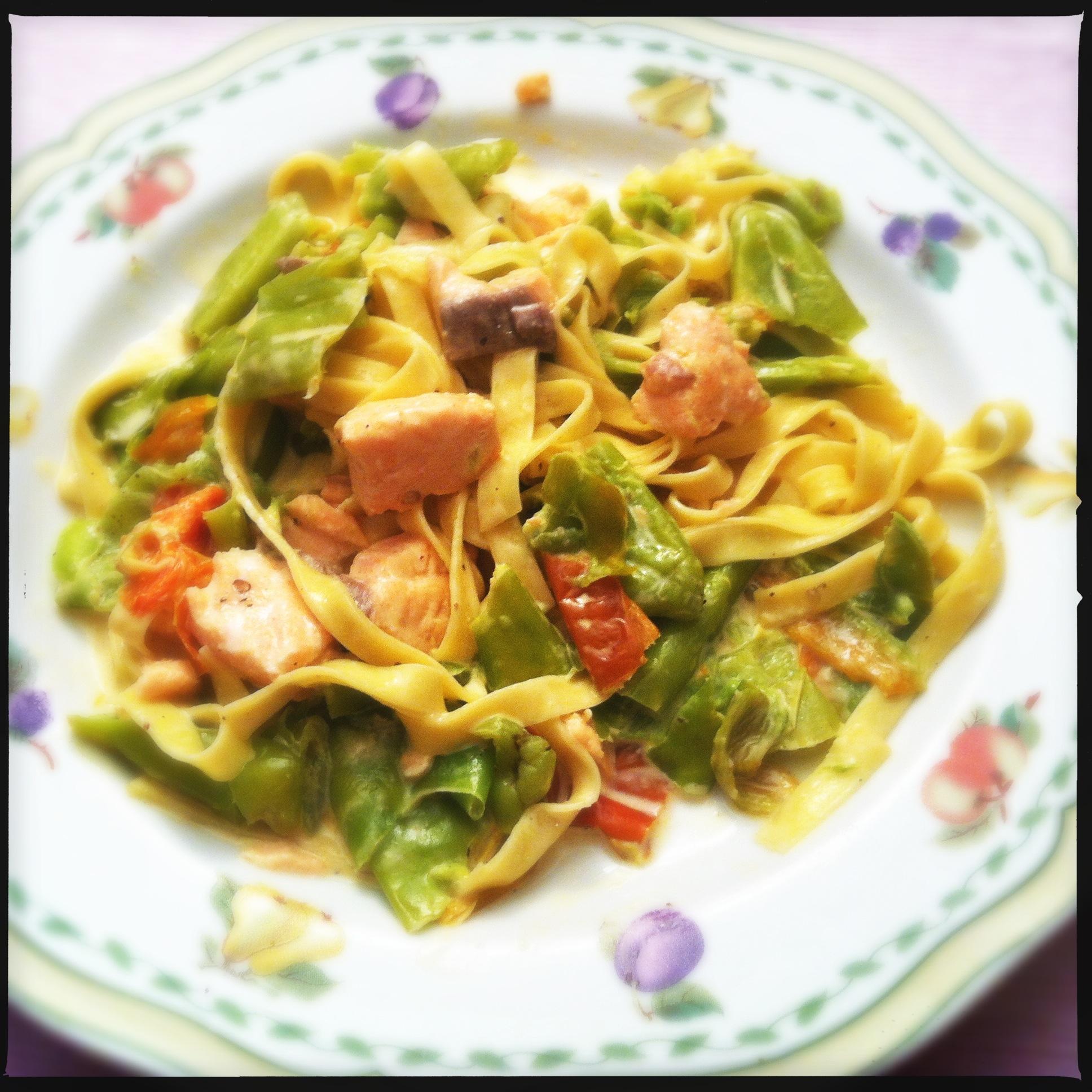 Lasagnette dieta con gusto for Cucinare friggitelli